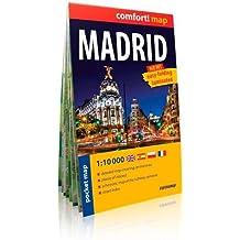 Madrid 1/10.000 (ang) (poche)