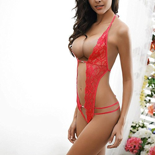 UPXIANG -  Body  - Donna Red