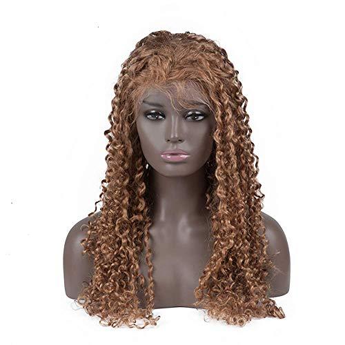 M&T Schaufensterpuppe Kopf Europäischer und amerikanischer schwarzer Kopf Modellshow Hut Modellkopf Requisiten Kunstkopf