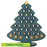 Calendar picture book of Santa (japan import)