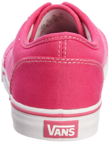 Vans Atwood Low, Baskets Basses Femme Fuchsia