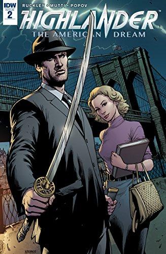 Highlander: The American Dream #2 (English Edition) por Brian Ruckley