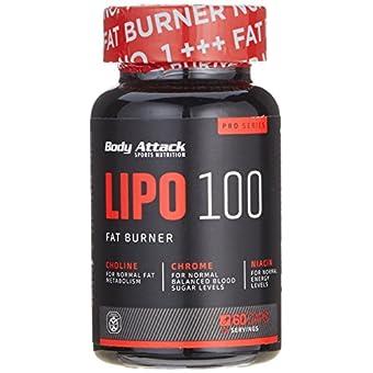 Body Attack Lipo 100