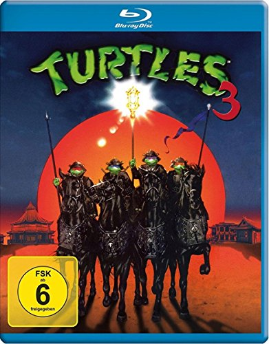 Turtles Kostüm Ninjas - Turtles 3 - Ninja Turtles [Blu-ray]