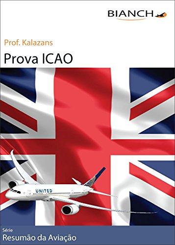 Resumão da Aviação 23 - Prova ICAO de Inglês (Portuguese Edition) por Denis Bianchini