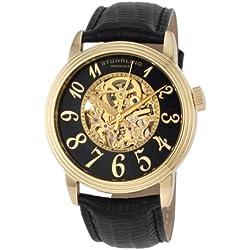 Stuhrling Original Men's 107A.333530 Classic 'Apollo' Skeleton Automatic Watch