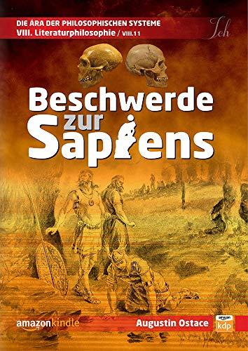Beschwerde zur Sapiens (Literaturphilosophie) (German Edition ...