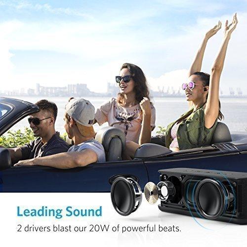 51chzsal9gL - [Amazon.de] Anker SoundCore Boost 20W Bluetooth Lautsprecher für nur 53€ statt 76€