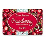 Cranberry Scented Bar Hand Soap, Pack of...