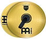 Meinl MA-BO-14M Marching Lot de 2 cymbales de fanfare 35,56cm (14\