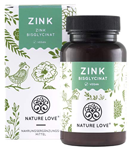 *NATURE LOVE® Zink*