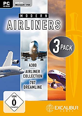 Flight Simulator X - Modern Airliners Collection (Add-On)