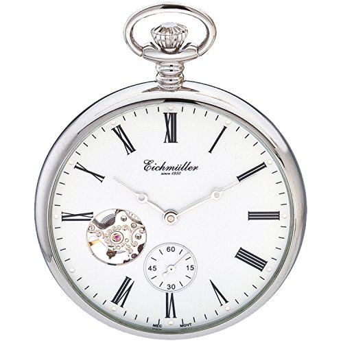 Eichmüller 8227–01–Reloj de Bolsillo Unisex