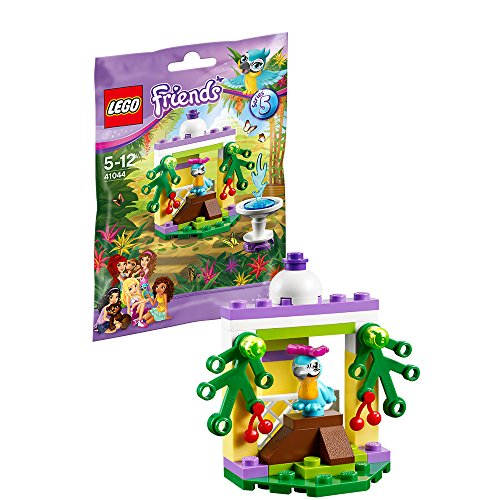 LEGO Friends 41044 - Papageiengarten