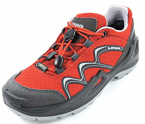 Lowa Innox GTX LO Junior - red/grey
