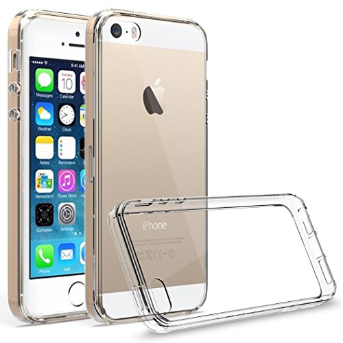 iphone-se-case-crystal-clear-transparent-pc-hard-back-acrylic-cover-with-clear-gel-silicone-bumper-s
