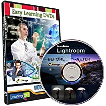 Easy Learning Learn Adobe Lightroom 5 Video Tutorial Training Course (DVD)