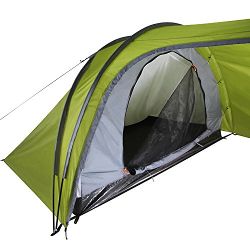 Family tent ...  sc 1 st  UK Sports Outdoors C&ing Hiking Jogging Gym fitness wear Yoga & Family tent Vis-a-Vis tent TWAIN for 4 - 6 people Hydrostatic Head ...