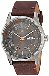Daniel Klein Analog Grey Dial Mens Watch - DK11493-4