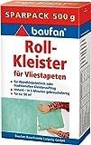 Baufan Roll Kleister, für Vliestapeten, 500 g