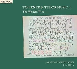 """Afficher """"Taverner and Tudor music, vol. 1"""""""