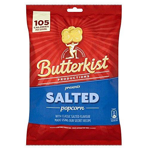 Butterkist Popcorn - Salted (80g)