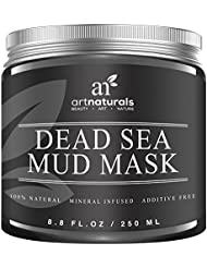 Art Naturals Bath and Body Dead Sea Mud Mask 8.8oz (249 g)