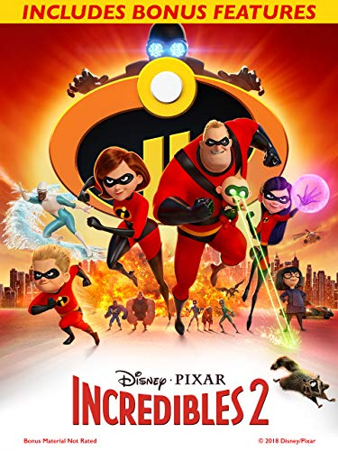 Incredibles 2 (with Bonus Content), used for sale  Delivered anywhere in UK