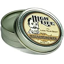 High Life , Pomada de Cabello /Pomade, Beardoil & Beard wax (Moustache Wax)