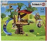 Schleich 4248- Abenteuer Baumhaus