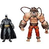 Batman Arkham Asylum - Batman vs. Bane 2-Pack