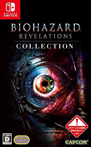 Biohazard Revelations Collection – Standard Edition [Switch][Importación Japonesa] 51ci5vSVzqL