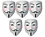 fancy steps V for Vendetta Comic Face Ma...
