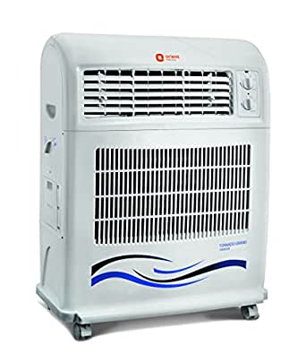 Orient Electric Tornado Grand CH6002B 60 Litres Air Cooler (White)