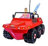 Dickie Toys 203099620 - RC Feuerwehrmann Sam Hydrus, funkferngesteuert zu Wasser und zu Land, 30 cm Test