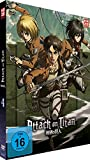 DVD Cover 'Attack on Titan - DVD Vol. 4 [Limited Edition] (inklusive Aufnäher)