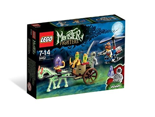LEGO Monster Fighters 9462 - - Monster Halloween Lego Fighters