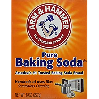 Arm & Hammer Pure Baking Soda, 8Oz(227G) (Pack Of 3)
