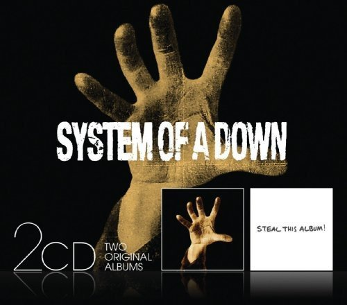 System of a Down / Steal This Album by System of a Down (2009-10-06) - Amazon Musica (CD e Vinili)