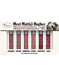 theBalm Meet Matt(e) Hughes Kit, 1er Pack (1 x 6 Stück)