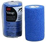 3M Vetrap Bandaging Tape(Blue, )