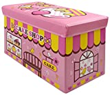 Best Toy Box - Baby Grow Children Storage Box Folding Stool Under Review