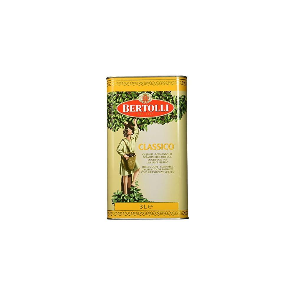 Bertolli Olivenl Cucina 1er Pack 1 X 3000 Ml