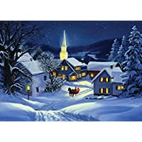 Christmas Steeple boxed Christmas Cards – 15 Cards/16 buste