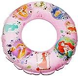 Unbekannt Schwimmring aufblasbar -  Disney Princess - Arielle / Rapunzel / Belle  - passend für 2 bis 6 Jahre - Schwimmreifen & Schwimmhilfe - Prinzessin rosa - für M..