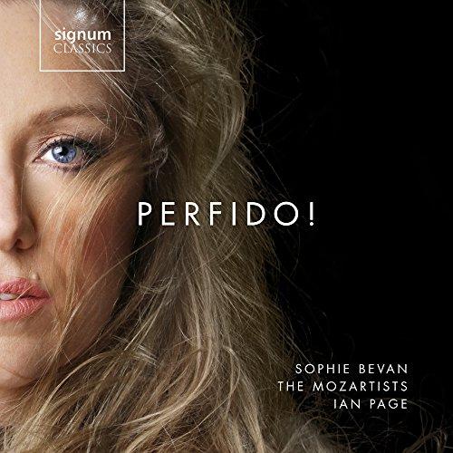 Perfido ! Arias de Mozart, Haydn et Beethoven