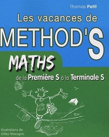 Method Mathematiques - Mathematiques Les Cahiers De Vacances De Method'S