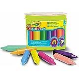 Crayola Mini Kids - Loisir Créatif - 24 Maxi Crayons À La Cire Boîte Plastique