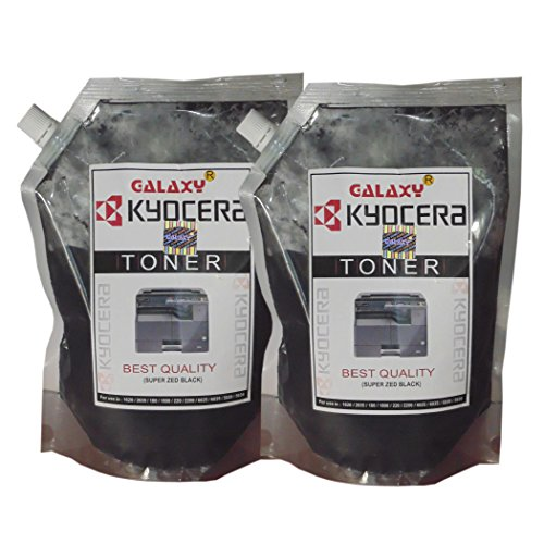 Galaxy Compatible Toner For Kyocera 1800,1801,2200,2201 ( 500Gm X 2)