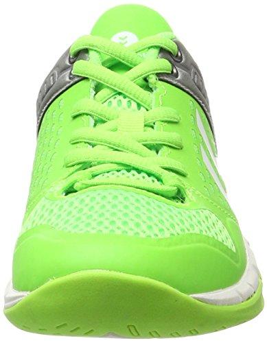 Hummel Omnicourt Z7, Chaussures de Fitness Mixte Adulte Vert (Green Gecko)